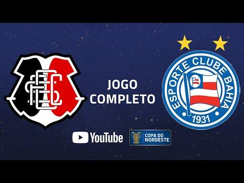 AO VIVO: Santa Cruz x Bahia   1ª rodada   Copa do Nordeste 2020