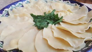 Такую Начинку Вы Еще Не Готовили ТУХУМ БАРАК Узбекская Национальная блюда