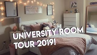 WESTERN UNIVERSITY ROOM TOUR!! | College Room Tour/Apartment