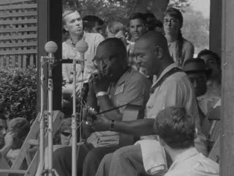 Brownie McGhee & Sonny Terry – Key To The Highway (Restored) – Festival (1967)