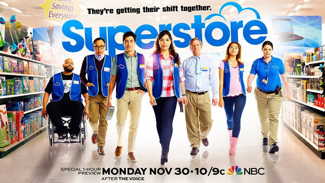 Superstore (NBC) Trailer HD - YouTube