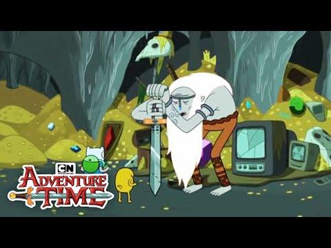 Billys Heroes  Adventure Time  Cartoon Network