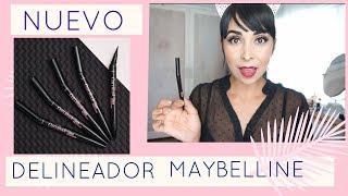 Nuevo Delineador Maybelline Curvitude eyeliner Primera Impresion y Resena