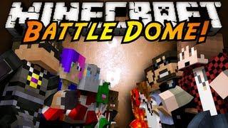 Repeat youtube video Minecraft Mini-Game : BATTLE DOME!