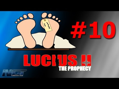 LUCIUS 2 THE PROPHECY: Morgues Are Tough To Escape For The Living - Episode 10