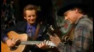 Del McCoury & Ronnie Reno - I Wonder Where You Are Tonight