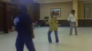 Springtime Dance Lesson