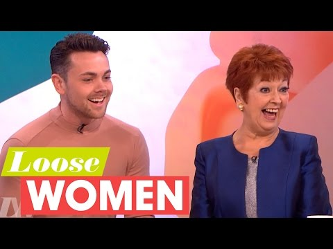 Ray Quinn on Social Media Body Image Pressures and the Wedding Singer | Loose Women