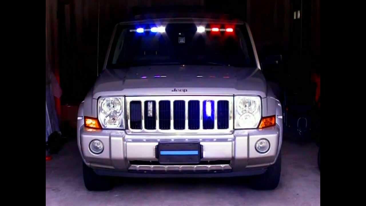 Jeep Led Light Bar