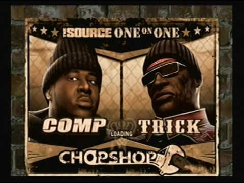 Def Jam Fight for NY - Comp vs Trick @ the Chopshop (HARD)