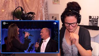 Vocal Coach Reacts - Floor Jansen & Henk Poort - Phantom Of The Opera