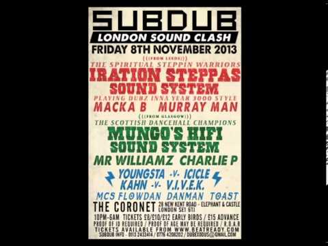 Kahn vs V.I.V.E.K. @ Subdub Soundclash