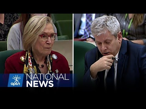 Charlie Angus question Carolyn Bennett about the St. Anne's residential school | APTN News