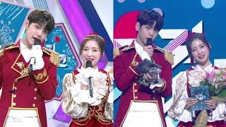 [오마이걸] 아콩 뮤뱅MC 아린&수빈Cut (210108)