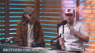 Brothers Osborne Talk Grammy Nomination