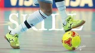 Futsal ● Beautiful Skills, Tricks and Goals ● Volume #4