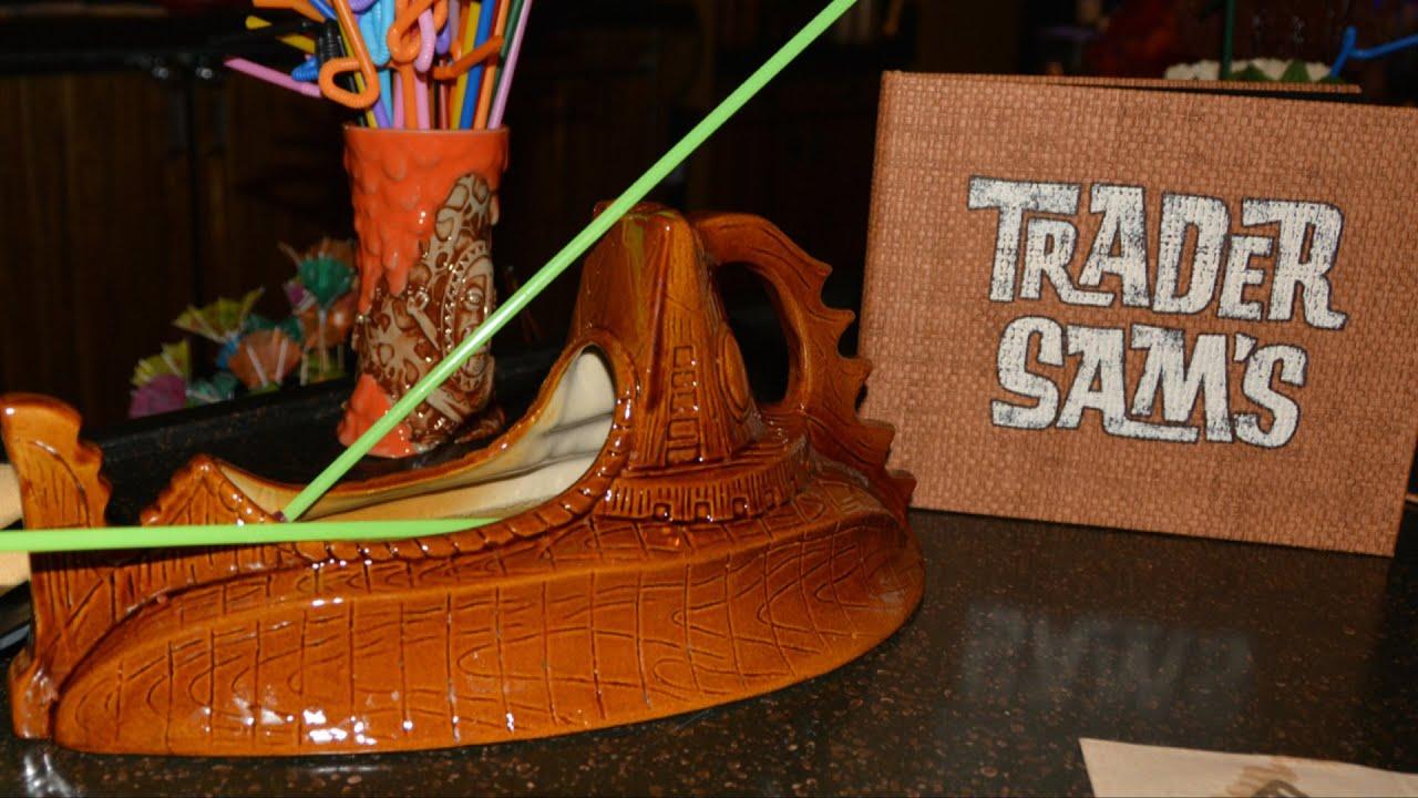 Nautilus trader sam best Disney World cocktails