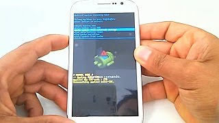 Samsung Galaxy Gran Neo Duos GT I9060, i9063  Hard Reset, Como formatar, Desbloquear, Resetear