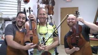 Fiddlershop Violins Giveaway for Teachers Only!