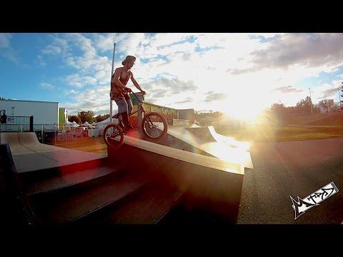 BMX | MTRD x Attitude Wear | Mathieu Ouellet 2016