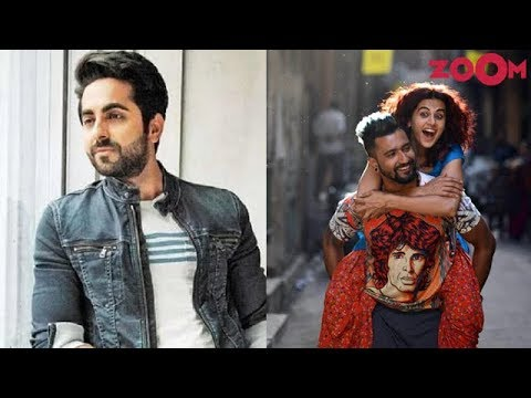 Ayushmann Khurrana Delighted With Response For 'Badhaai Ho'   Vicky & Taapsee Get Rewarded By Big B Mp3