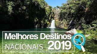 Os 10 Melhores Destinos Nacionais para Visitar em 2019