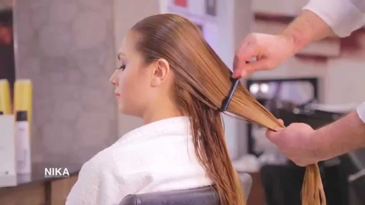 Saç Botoksu Nedir