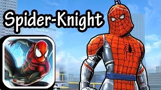 Spider-Man Unlimited: Spider-Knight Overview [Android/iPhone/iPad]