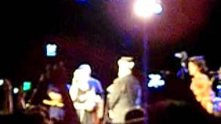 Chris Ballew gets married on stage? 1/3