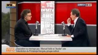 Michel ONFRAY itw par Bourdin le 24-05-2013
