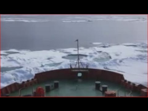 First tanker crosses the Arctic from Norway to Japan