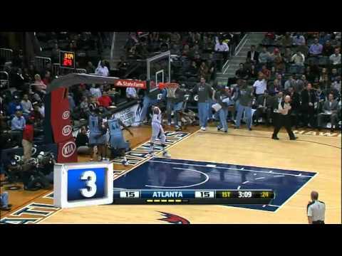 Top Ten Plays - Febrero 2 - NBA