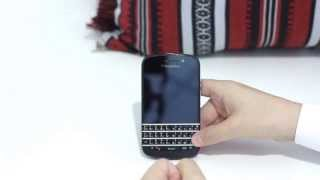 Comparison of the Blackberry Q10 and Bold 9900