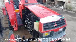 японские ТРАКТОРЫ ! Обзор Б/У трактора Митсубиши (Mitsubishi MT23S)