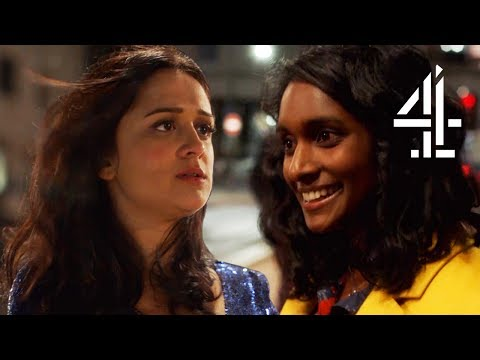 When You Meet Someone Unexpected On A Night Out  Ackley Bridge