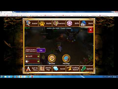 COMO JUGAR ARCANE LEGENDS EN GOOGLE CHROME