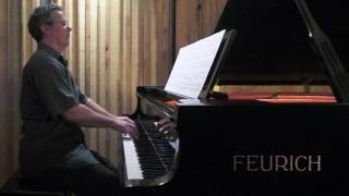 "Franz Liszt ""Romance S.169"" P. Barton, FEURICH piano"