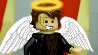 Day 1: All Hail Space Jesus | Lego Star Wars Stop Motion Short