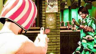 4-Player EVERY Bullet Counts Minigame - GTA V Online Funny Moments | JeromeACE