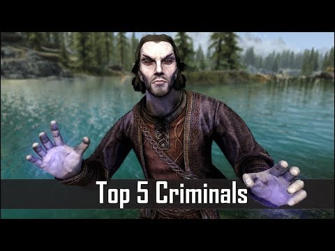 Skyrim: Top 5 Criminals and Their Secrets You May Have Missed in The Elder Scrolls 5: Skyrim