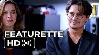 Transcendence Featurette - Artificial Intelligence (2014) - Johnny Depp Sci-Fi Movie HD