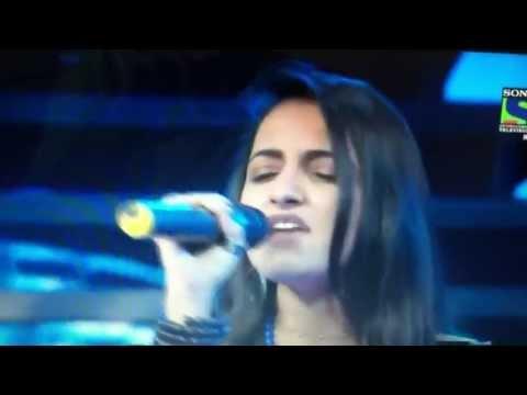 Poorvi singing dhunki