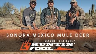 Huntin' Fool TV Season 01 Episode 04 - Sonora Mexico Mule Deer