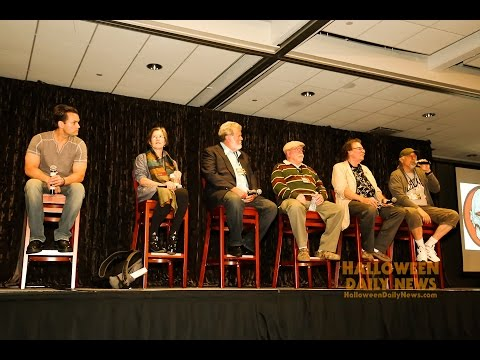 Halloween' Reunion Q&A Panel, Flashback Weekend Chicago 2015 - YouTube