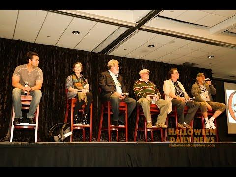 'Halloween' Reunion Q&A Panel, Flashback Weekend Chicago 2015