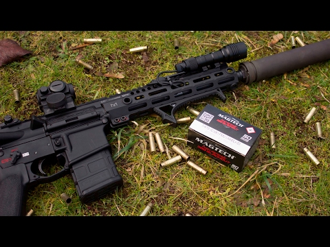 Affordable 300BLK Ammo! MAGTECH Ammo