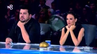 Farhood khademi solo def erbane Yetenek Sizsiniz Türkiye 2015/10/31