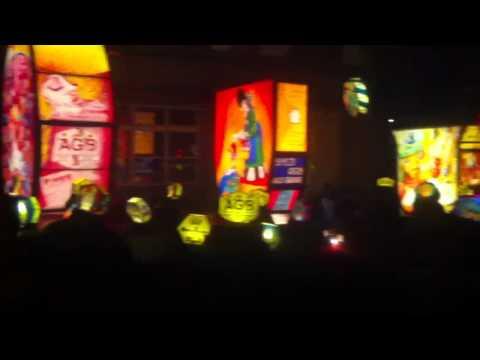 Carnaval de Bâle 2013 Morgenstreich