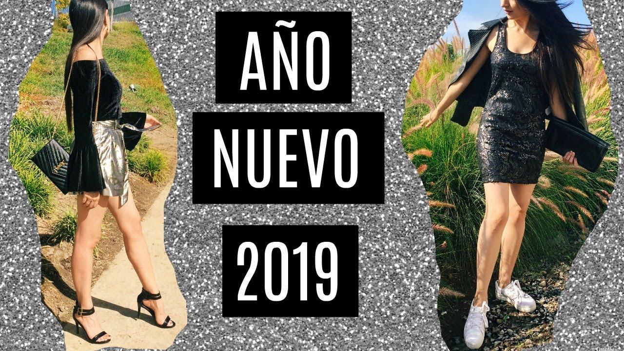 10 OUTFITS PARA AÑO NUEVO 2019 🎉