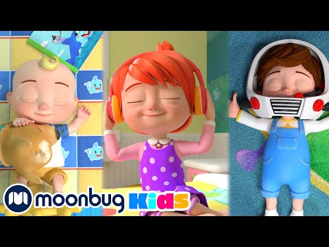 Quiet Time!   CoComelon Nursery Rhymes & Kids Songs   Learning Videos For Toddlers